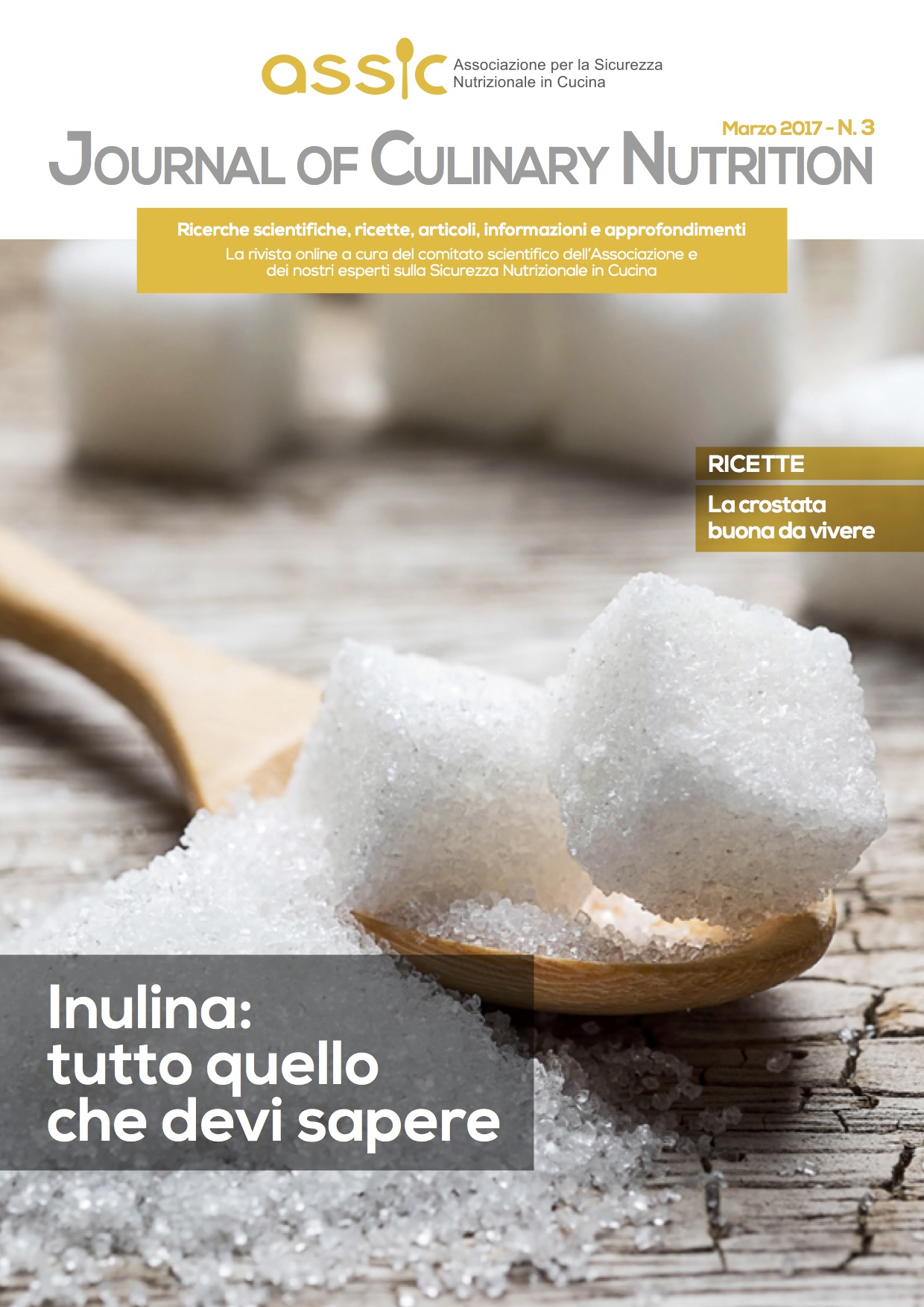 Journal of Culinary Nutrition- Numero 3- Marzo 2017 copia